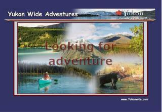 Tour durch Canada's Yukon