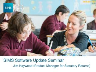 SIMS Software Update Seminar