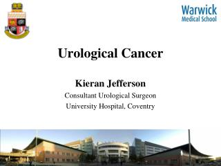 Urological Cancer