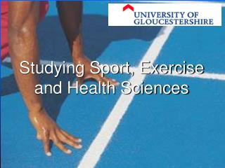 Studying Sport, Exercise and Health Sciences