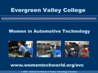Evergreen Valley College