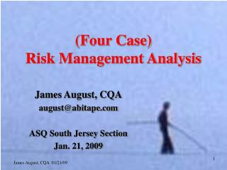 (Four Case)  Risk Management Analysis