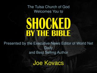 The Tulsa Church of God  Welcomes You to