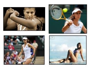 Maria Sharapova vs Tsvetana Pironkova Live streaming