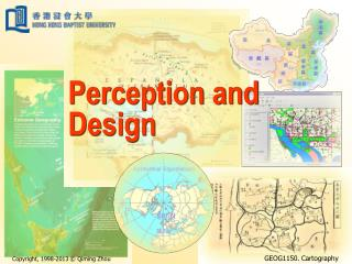 Perception and Design