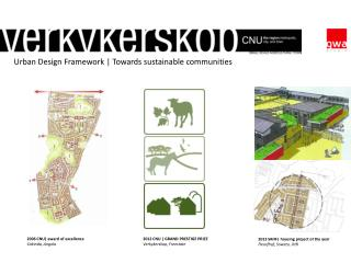 Urban  Design  Framework |  Towards sustainable communities
