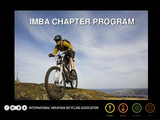 IMBA CHAPTER PROGRAM