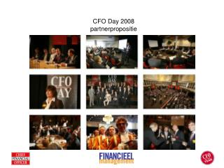 CFO Day 2008 partnerpropositie