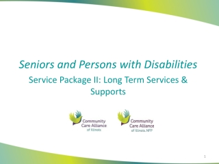 Access to Health and Long-Term Services for People with Disabilities