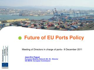 Future of EU Ports Policy