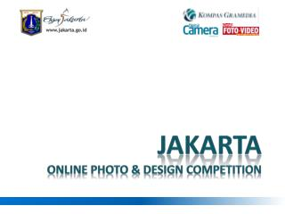 Jakarta online photo & Design competition