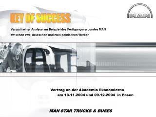 MAN STAR TRUCKS & BUSES