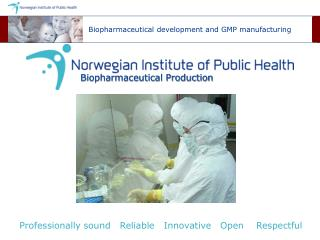 Biopharmaceutical Production