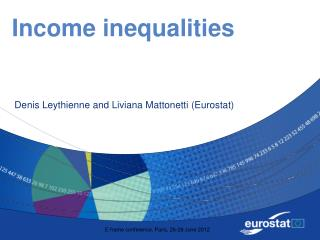 Income inequalities