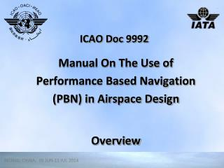 ICAO Doc 9992
