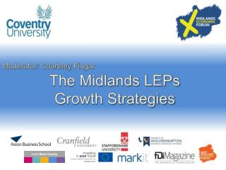 The Midlands LEPs Growth Strategies