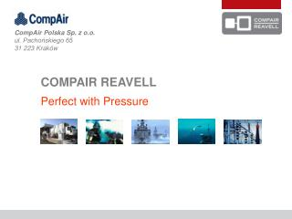 COMPAIR REAVELL Perfect with Pressure