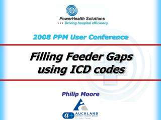 Filling Feeder Gaps using ICD codes