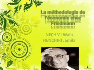 NECHMI  Wafa HENCHIRI  Jamila