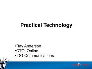 Practical Technology