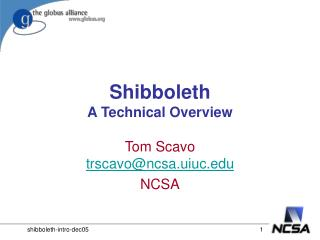 Shibboleth A Technical Overview