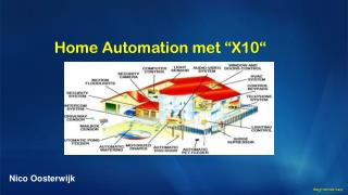"Home Automation met ""X10"""