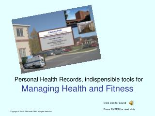 Managing Health and Fitness