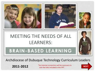 Meeting the Needs of All Learners: