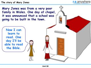 The story of Mary Jones