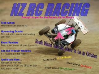 NZ RC RACING