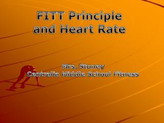FITT Principle and Heart Rate