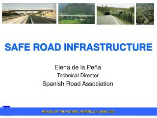 SAFE ROAD INFRASTRUCTURE