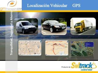 Localización Vehicular GPS