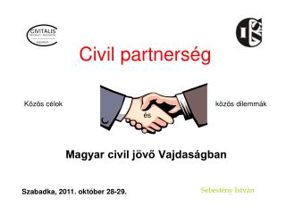 Civil partnerség