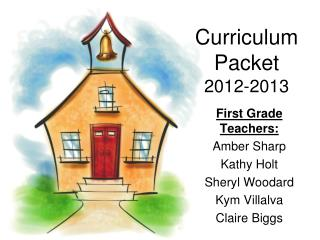 Curriculum Packet 2012-2013