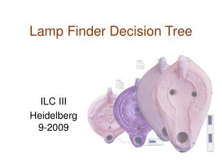 Lamp Finder Decision Tree