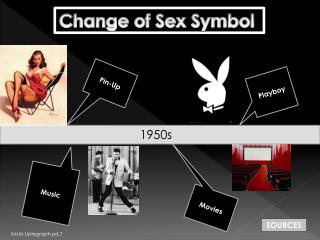 Change of Sex Symbol