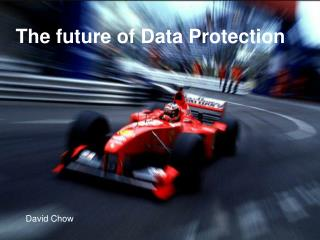 The future of Data Protection