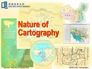 Nature of Cartography