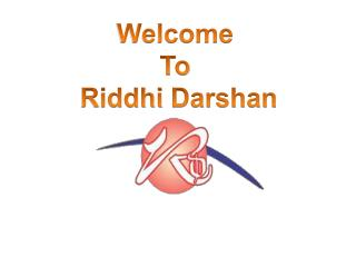 Welcome  To  Riddhi Darshan