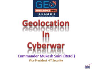 Geolocation In Cyberwar