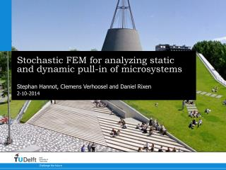 Stochastic FEM for analyzing static and dynamic pull-in of microsystems