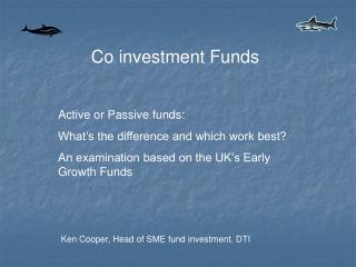 Co investment Funds