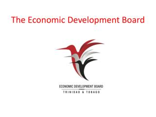 The Economic Development Board