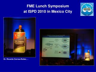 FME Lunch Symposium  at ISPD 2010 in Mexico City