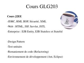 Cours GLG203