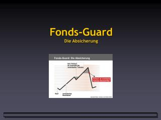 Fonds-Guard Die Absicherung