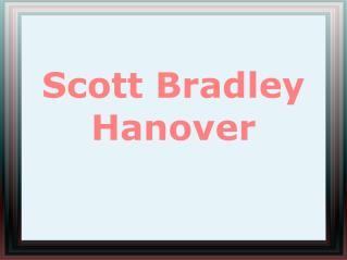 Scottbradley Hanover