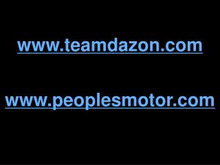 teamdazon peoplesmotor