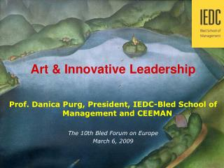 Art & Innovative Leadership